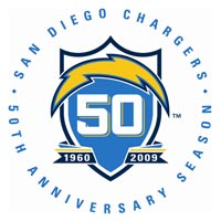 Chargers start their 50th season